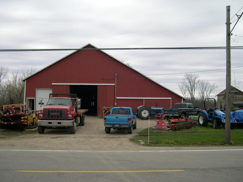 The Hofmeyer Farm